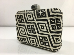 Party Clutch Handmade ZARA Printed Pattern PU Leather Evening Bags and Clutches HH-PU83566