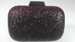 Gradient Glitter Hard Case Evening Bags Clutches Wholesale HH-GLT13309