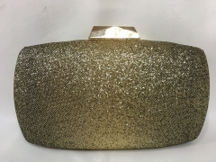 Gold Gradient Glitter Box Clutches Hard Clutches Evening Bags Clutches Wholesale HH-GLT30629