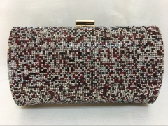 Bling Party Multi-color Crystal Evening Clutch Bag HH-CR65042