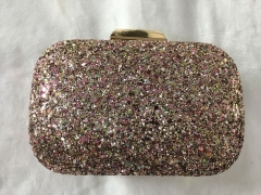 Luxury Glitter Evening Clutch Bag Bridal Purse Prom Night Out Party Evening Handbags GLT12553